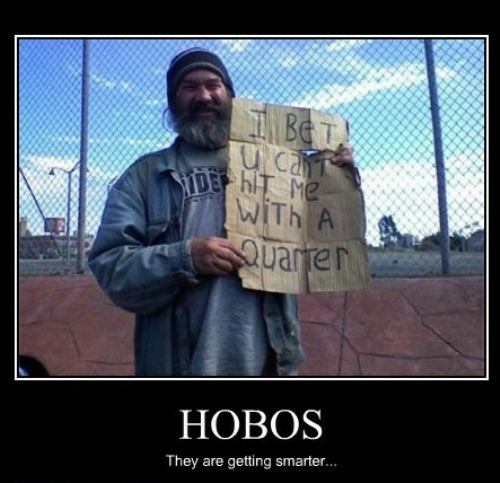 Not your average hobo