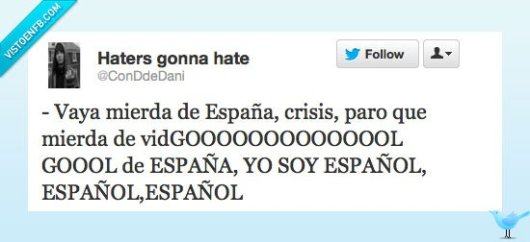 How football takes Spanish minds off the crisis...